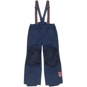 Finkid Romppa Plus Winter Pants Kids, navy